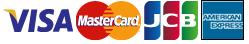 ご利用可能クレジットカード
